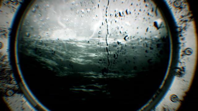 Rough seas (loopable) video