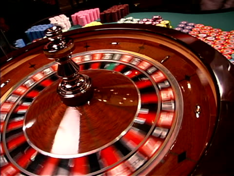 Roulette Dealer video