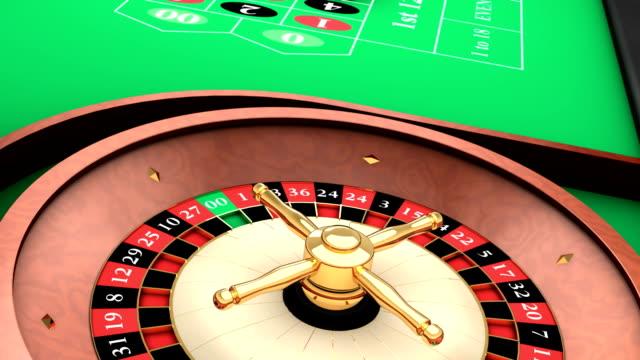 Roulette video
