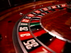 Roulette Wheel Rotating video