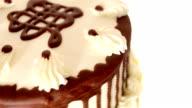 Round Cake video