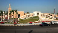 Roundabout in Kuwait City video