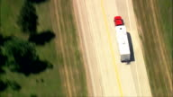 Route 16 To Mount Rushmore  - Aerial View - South Dakota,  Pennington County,  United States video