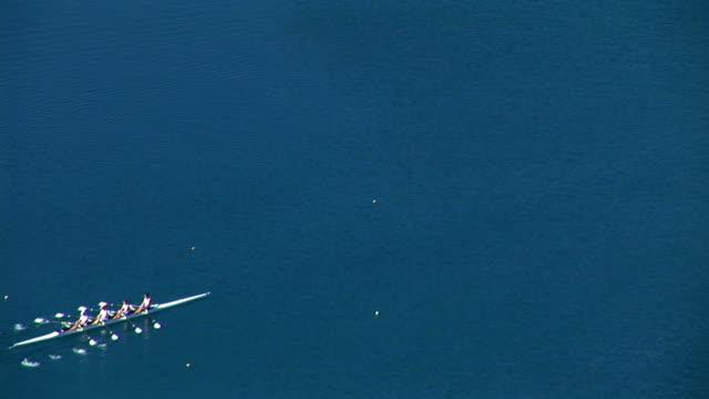 HD: Rowing Team video