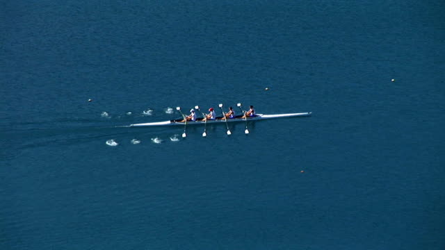 HD: Rowing Team video
