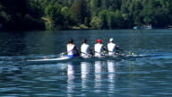 HD: Rowing video