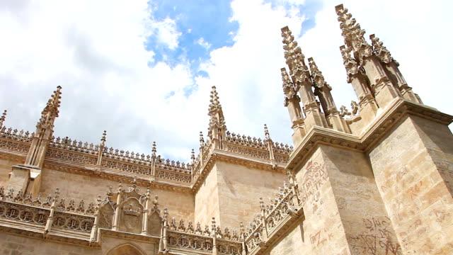Royal Chapel in Granada video