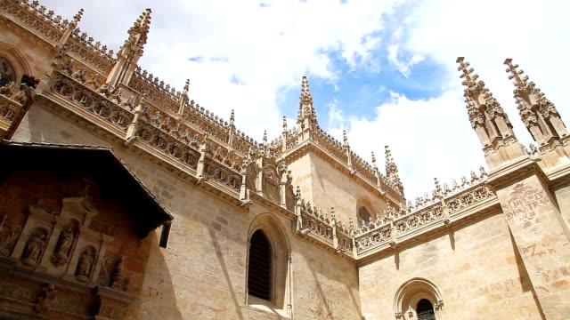 Royal Chapel of Cathedral of Granda video