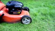 rubber boot grass cut video