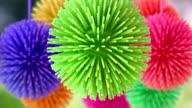 Rubber Spike Balls video