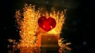 Ruby Heart  Award video