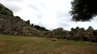 ruins amphitheater video