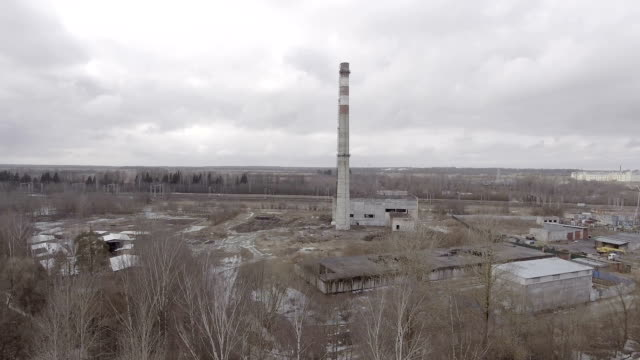 Ruins Of Old Factory video