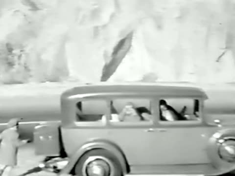 Run to car--From 1930s film video
