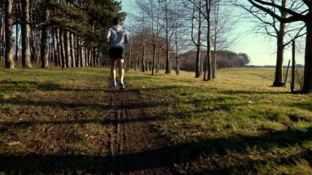 MOVI STABILIZER: Runner in the park video