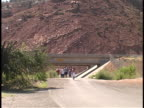 Runners at Red Rock Highway video