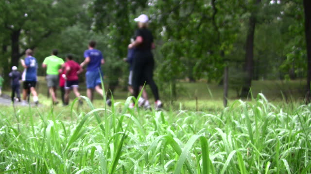 Runners video
