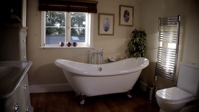Running A Warm Soothing Bath video