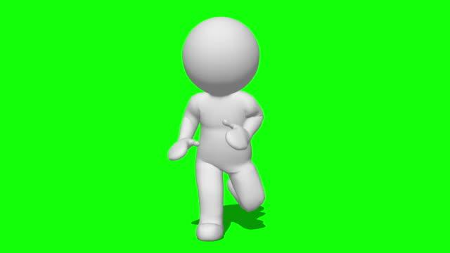 Running Figure video