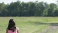 Running Hug video