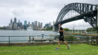 Running in Sydney video