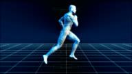 Running Man (Bionic Science Tech) video