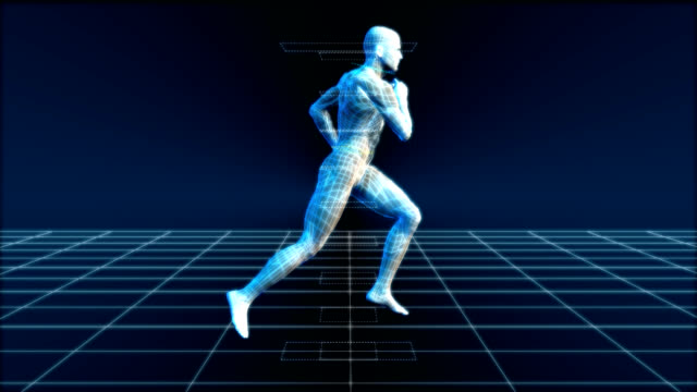 Running Man (Bionic Science Tech) video