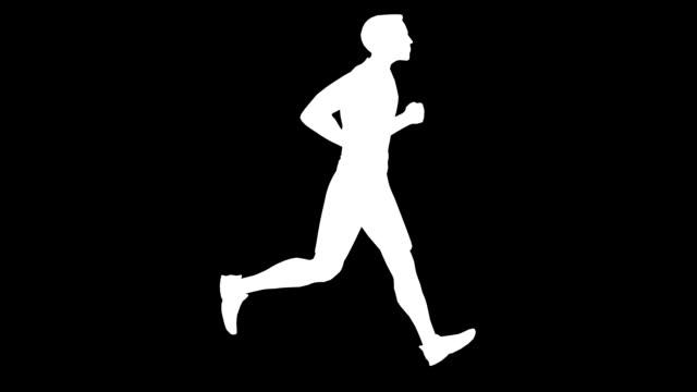 Running Man video