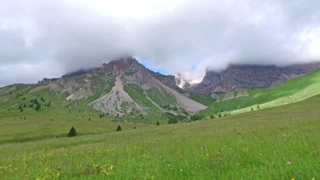 Running on Dolomites - Italy video