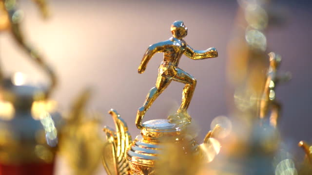 Running Trophies video
