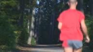 running up road center part I video