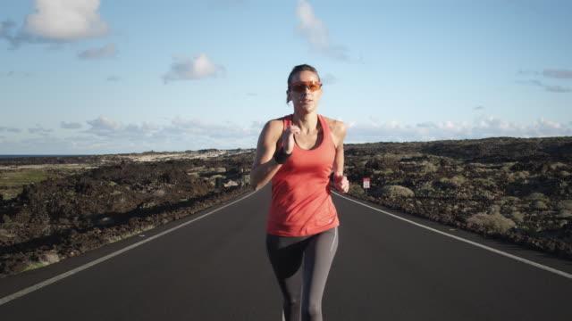 Running video
