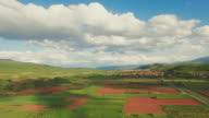 Rural Landscape - Aerial video video