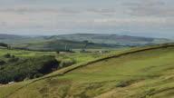 Rural Pennine Landscape video