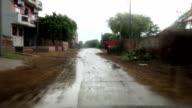 Rural Road, Haryana/India video