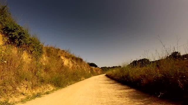 Rural road video