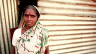 Rural traditional Indian woman video