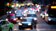 Rush Hour Traffic City video
