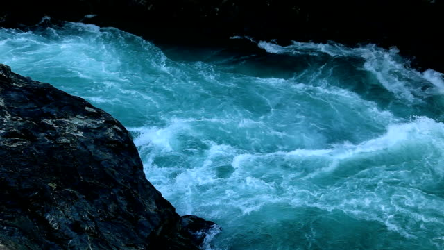 Rushing River video