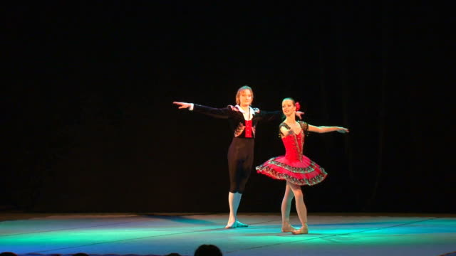 Russian Ballet Arts video