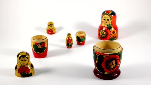 Russian Nesting Doll video