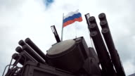 Russian weapons. If you want peace, prepare for war. Slow mo video