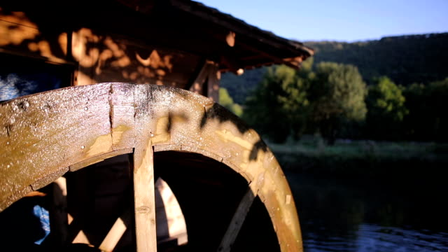 Rustic Watermill video