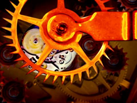 Rusty Gears in Perpetual Motion PAL LOOP video