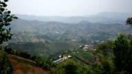 Rwanda countryside video