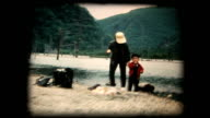 70's 8mm footage - Family trip in Kamikouchi video