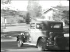 1930's Automobile video