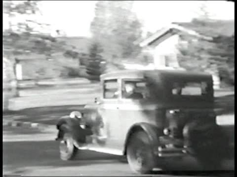 1930's Automobile video