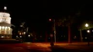 Sacramento capital building - California video