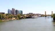 Sacramento City Skyline video